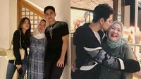 6 Potret Kebersamaan Athalla Naufal dan Ibunda Aisyah Aqilah, Sudah Akrab (Sumber: Instagram/athallanaufal7/atsyahvers.17)