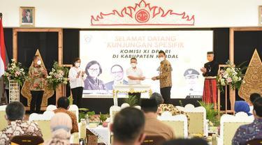 Lembaga Pembiayaan Ekspor Indonesia (LPEI) bekerja sama dengan pemerintah daerah kembangkan UMKM