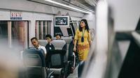Kereta Api Bandara Railink.