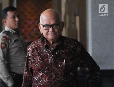 Kasus BLBI, KPK Periksa Mantan Menko Perekonomian Dorodjatun Kuntjoro Jakti