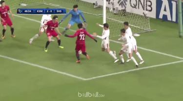 Kashima Antlers menginjakkan satu kakinya di babak perempat final piala AFC usai mengalahkan juara Liga Super China Shanghai SIPG ...