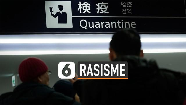 Di tengah merebaknya wabah virus corona, warga keturunan Tionghoa di Prancis dan Kanada mengatakan mengalami perlakuan rasis.