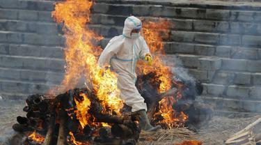 Situasi Covid-19 Memburuk di Nepal