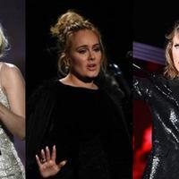 Adele, Lady Gaga, Taylor Swift, siapa yang tiket konsernya termahal? (Bintang Pictures)