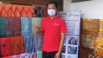 Berkah di Balik Pandemi Covid-19 bagi Perajin Tenun Sutra Tasikmalaya