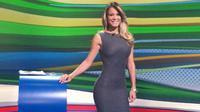 Presenter olahraga seksi, Diletta Leotta (Foto: ITA Sport Press)