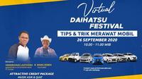 Virtual Daihatsu Festival