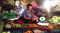Pedagang sayur Jaja