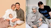 Pasangan Seleb Ini Akan Jalani Momen Puasa Pertama Bersama Buah Hati. (Sumber: Instagram/citraciki dan Instagram/irwansyah_15)