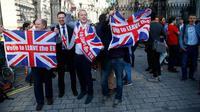 Brexit adalah akronim dari British Exit, kampanye mengeluarkan Inggris dari Uni Eropa