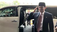 Politikus Partai Gerindra Sandiaga Uno. (Liputan6.com/Delvira Hutabarat)