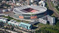 Markas Arsenal, Emirates Stadium, London. (World Soccer Talk)