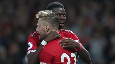 Awali Liga Inggris, Manchester United Tekuk Leicester City 2-1