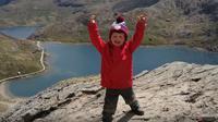 Jaxon Krzysik, bocah termuda yang mendaki tiga gunung di Inggris (Dok.YouTube/ SWNS TV)