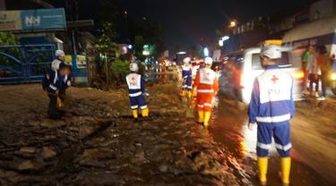 Banjir Bandang di Cicaheum Kejutkan Pemkot Bandung