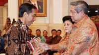 Gubernur Jokowi dan Presiden SBY