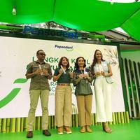Pepsodent hadirkan pilihan sikat gigi terkini dengan material bambu yang ramah lingkungan. (Foto: Istimewa)