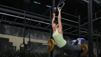 CrossFit adalah olahraga fitness gaya bebas