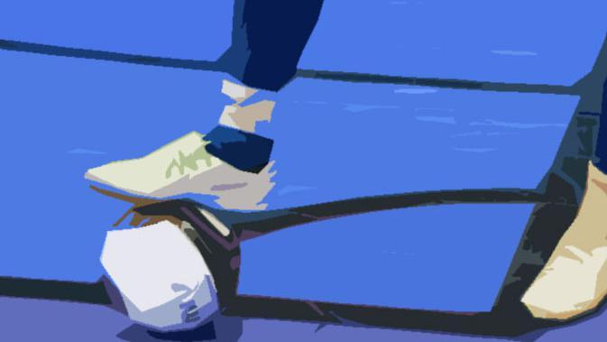Ilustrasi futsal
