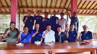 Himpunan Nelayan Seluruh Indonesia (HNSI) Tasikmalaya bertemu dengan Ridwan Kamil. (Tim Media Ridwan Kamil)