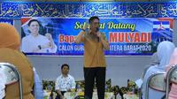 Calon Gubernur Sumatera Barat (Sumbar) Mulyadi. (Ist)