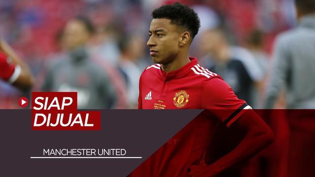Berita Video Motion Jesse Lingard dan 5 Pemain Manchester United yang Siap Dijual