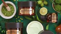 The Body Shop menghadirkan rangkaian perawatan untuk mengencangkan kulit yang bisa dilakukan di rumah.