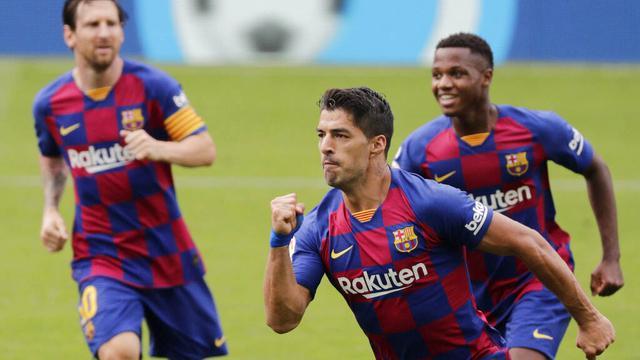 Barcelona Ditahan Imbang Celta Vigo