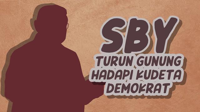 Mantan Presiden Ke-6 RI sekaligus Ketua Majelis Tinggi Partai Demokrat Susilo Bambang Yudhoyono (SBY) akhirnya memberi pernyataan setelah ramai isu kudeta partainya.
