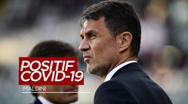 Berita Video Legenda AC Milan dan Serie A, Paolo Maldini Positif Virus Corona