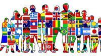 Ilustrasi Negara, Bendera, Dunia (Image by OpenClipart-Vectors from Pixabay)