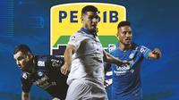 Persib Bandung - Pemain Asing Persib (Bola.com/Adreanus Titus)