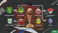 idxbet login | Piala Presiden 2019 Hasil Undian Delapan Besar (Bola.com/Adreanus Titus)