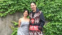 Hiroaki Kato dan Arina Mocca menikah pada 21 Agustus 2019. (Istimewa/Yoshimoto Kreatif Indonesia)