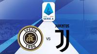 Serie A - Spezia Vs Juventus (Bola.com/Adreanus Titus)