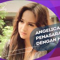 Cerita Angelica Simperler yang penasaran saat melihat orang kesurupan.