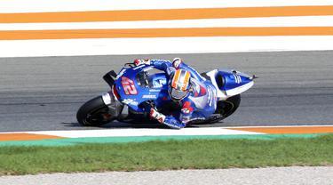 Berjaya di MotoGP Eropa, Joan Mir Selangkah Lagi Sabet Gelar Juara Dunia MotoGP 2020