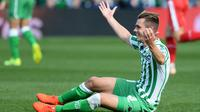 7. Giovani Lo Celso (Real Betis) - 4 Gol. (AFP/Cristina Quicler)