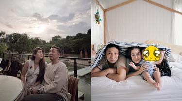 Anniversary Pernikahan ke-6, Ini 6 Potret Mesra Ringgo Agus Rahman dan Sabai Dieter