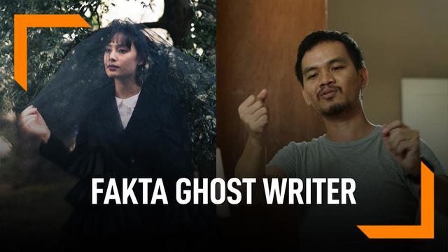Fakta Ghost Writer, Film Horor Komedi Ernest Prakasa