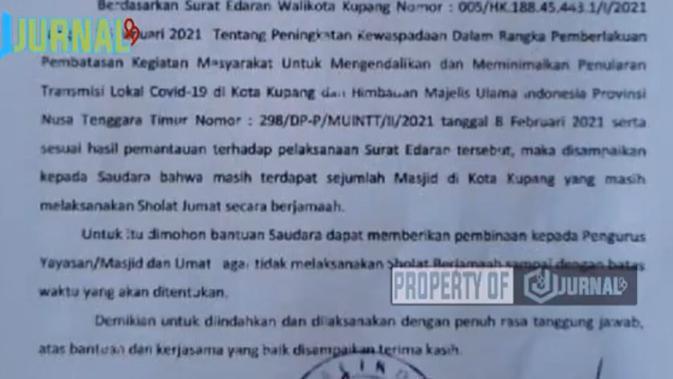 Cek Fakta Menelusuri klaim Menag Yaqut menandatangani surat surat larangan salat Jumat