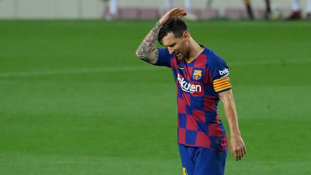 Performa Jelek, Barcelona Dipermalukan Sepuluh Pemain Osasuna