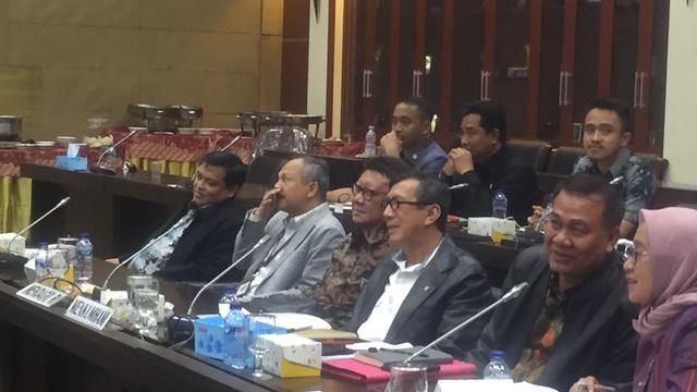 DPR dan Pemerintah Bahas Penambahan Jumlah Pimpinan MPR