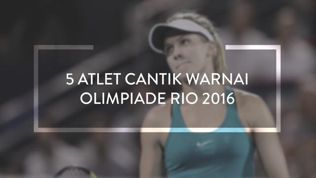 Video 5 atlet cantik yang berlaga di Olimpiade Rio de Janeiro 2016. Dari sepak bola terdapat Alex Morgan dari Amerika Serikat.