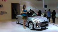 Daihatsu Copen generasi kedua ini diperkenalkan pertama kali pada 19 Juni 2014 di Jepang.