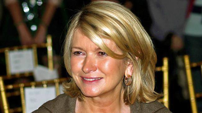 Martha Stewart adalah salah satu pesohor Hollywood yang berterusterang pernah mengalami pelecehan seksual. (Sumber Wikimedia Commons)