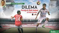 Kolom Erwin Fitriansyah_Dilema Persija dan Bali United di Piala Presiden (Bola.com/Adreanus Titus)