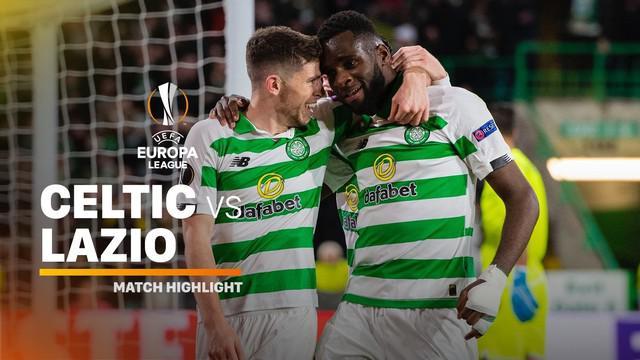 Berita video highlights matchday 3 Grup E Liga Europa 2019-2020 antara Celtic melawan Lazio yang berakhir dengan skor 2-1, Kamis (24/10/2019).
