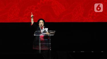 Jokowi - Ma'ruf Hadiri Pembukaan Rakernas PDIP