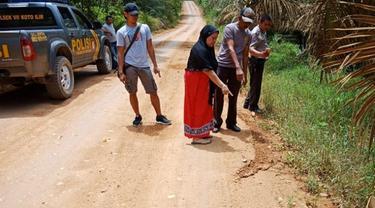 Perampokan di Kabupaten Tebo
